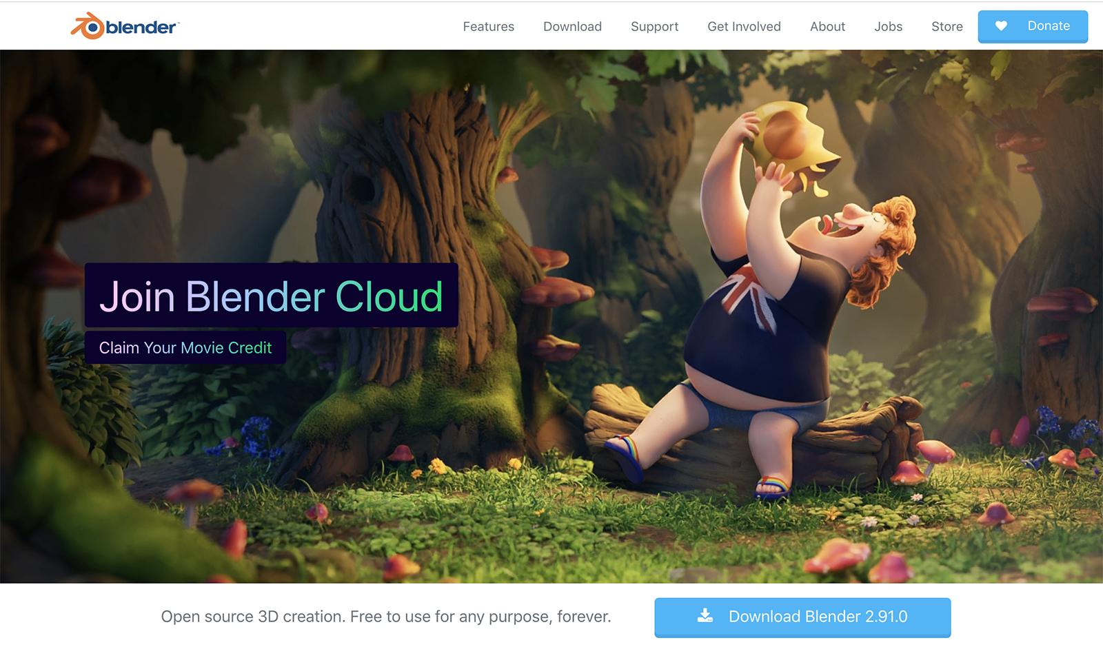 「Blender」を建築パース制作者目線で紹介
